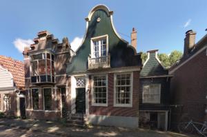 in amsterdam domotica woonhuis