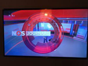 screenshot van tv met beter beeld door cai en wifi
