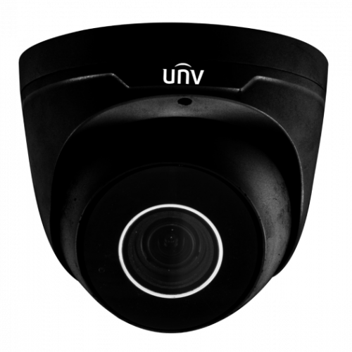4MP IP camera microfoon en varifocal zwart
