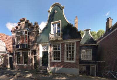Amsterdamse woonhuis